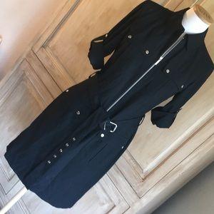 Michael Kors Black Dress- Sz S